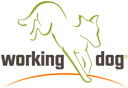 working-dog Logo